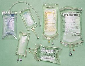 IV Bag PVC
