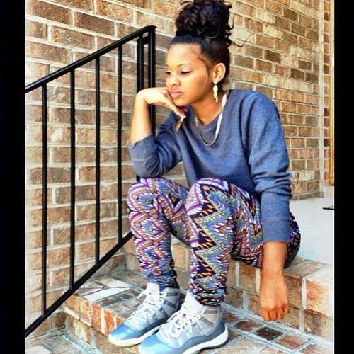 Urban Girl Style Girl Urban Thug Girls With Swag