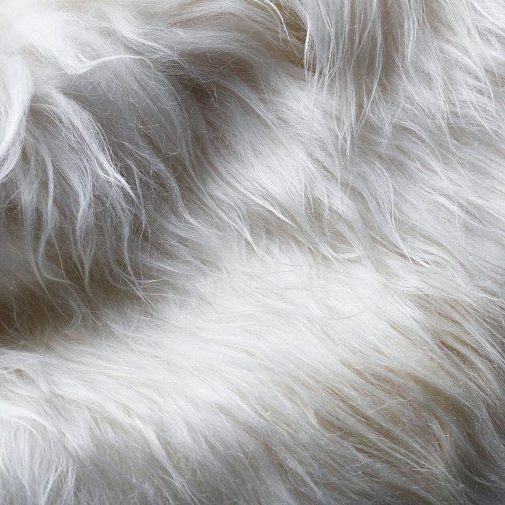 ICELANDIC SHEEPSKIN - NATURAL WHITE