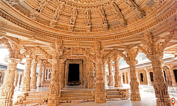 Dilwara Temple Tour: Private Trip to Mount Abu Dilwara Temple Tour with Lunch
