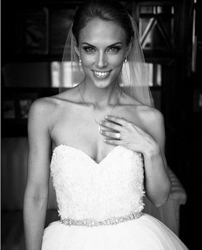 Wedding hair and makeup for model in italy by www.janitahelova.com