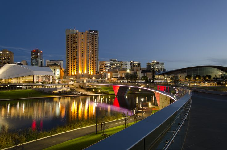 InterContinental Adelaide, at the heart of the Adelaide Riverbank Precinct