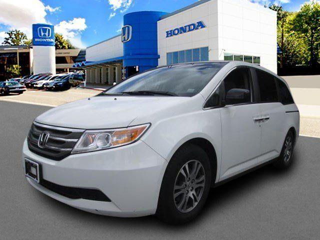 2011 Honda Odyssey, 35,299 miles, $27,020.