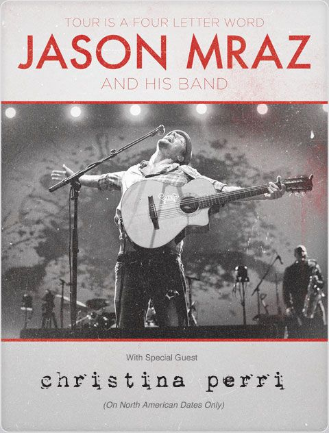 Tour Is A Four Letter Word - Sept 21 in vancouver @ Rogers Arena !!!Music, Concerts Ticket, Cant Wait, Songs, 2012, Soul, Letters Words, Awesome Concerts, Jason Mraz