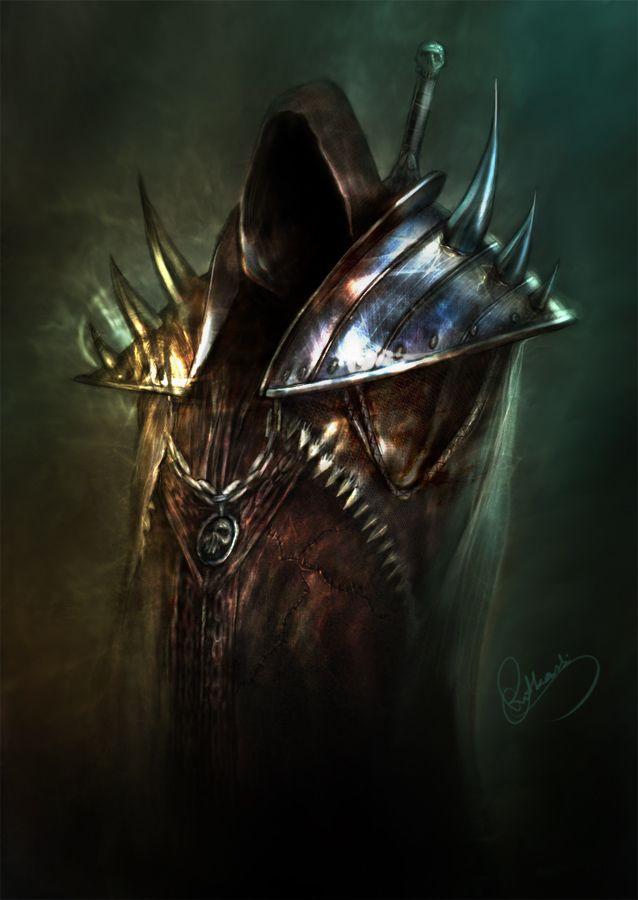 Dark Paladin by 88grzes.deviantart.com on @deviantART