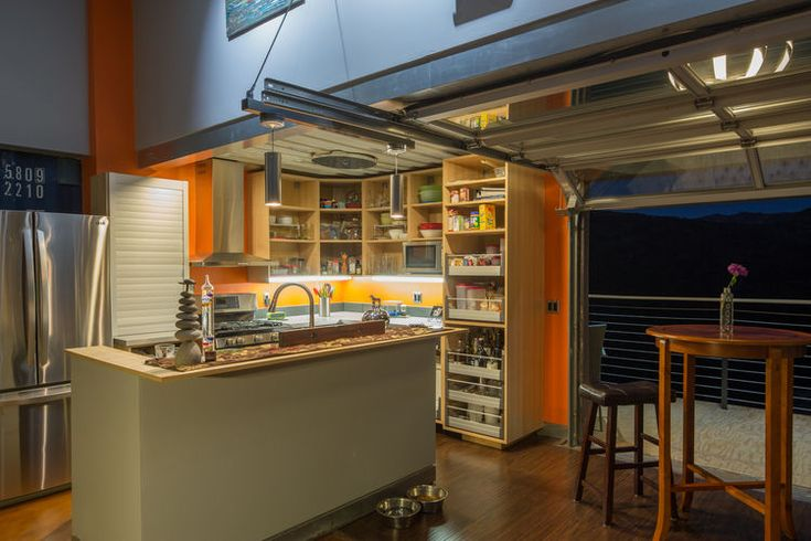 Kitchens san diego small homes and in kitchen - Container homes san diego ...
