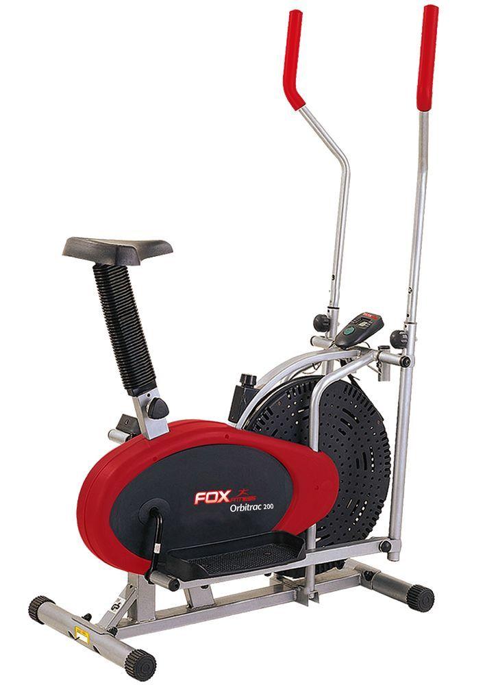 Fox Fitness Orbictrack 200 Eliptik Bisiklet