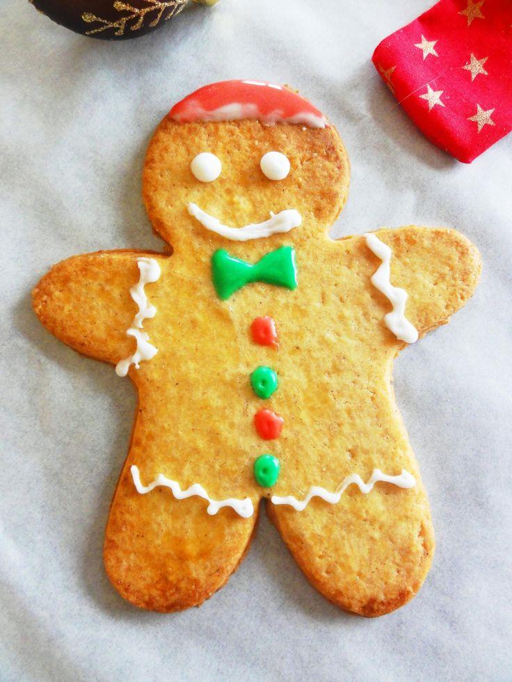 Les 25 meilleures id es de la cat gorie biscuits en forme - Comment faire un bonhomme ...