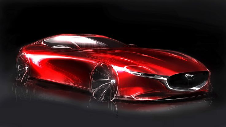 Mazda's Geneva Showing Of RX-Vision Has Us Yelling Just Build It Already!