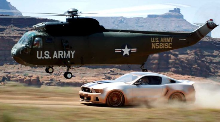 An epic watch! #NeedForSpeed Stuntman Speaks About His Most Dangerous Stunts Yet! #Mustang Click to view...