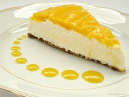 Receitas bimby - cheesecake de manga