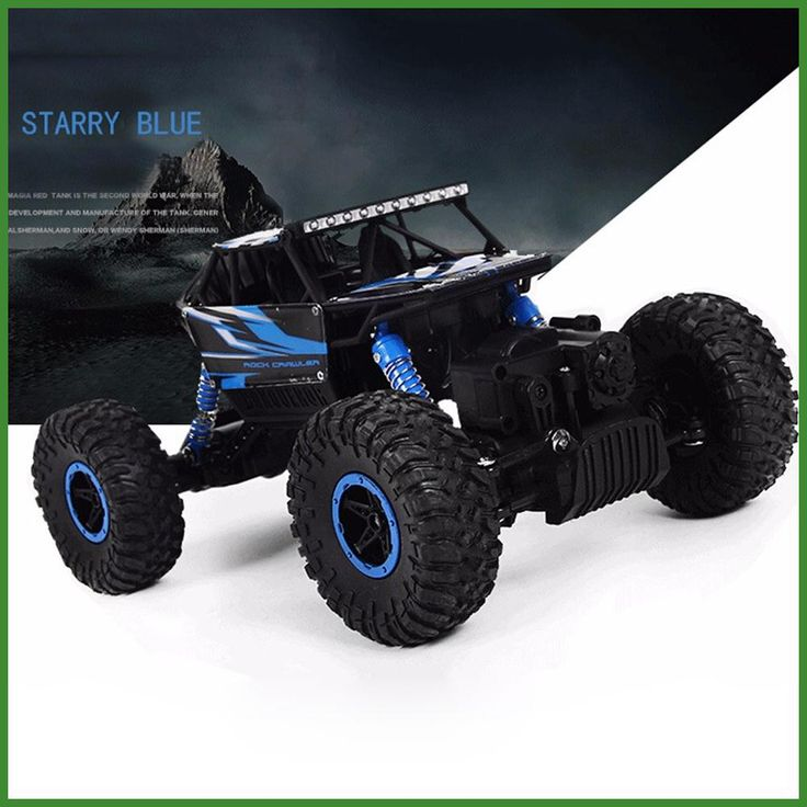 Hot RC Car 2.4G 4CH 4WD 4x4 Driving Car Double Motors Drive Bigfoot Cars Remote Control Cars Model Off-Road Vehicle Truck Toy