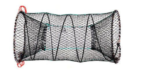 Foldable Portable Nets Trap Crayfish Sea Fish Fisherman High Quality L Size