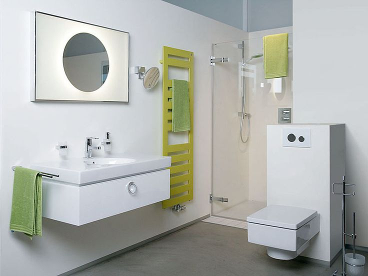 14 Modest Bilder Von Badezimmer Modern Grün