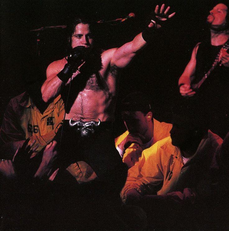 Glenn Danzig & John Christ, 1993. - Metal Kill The King