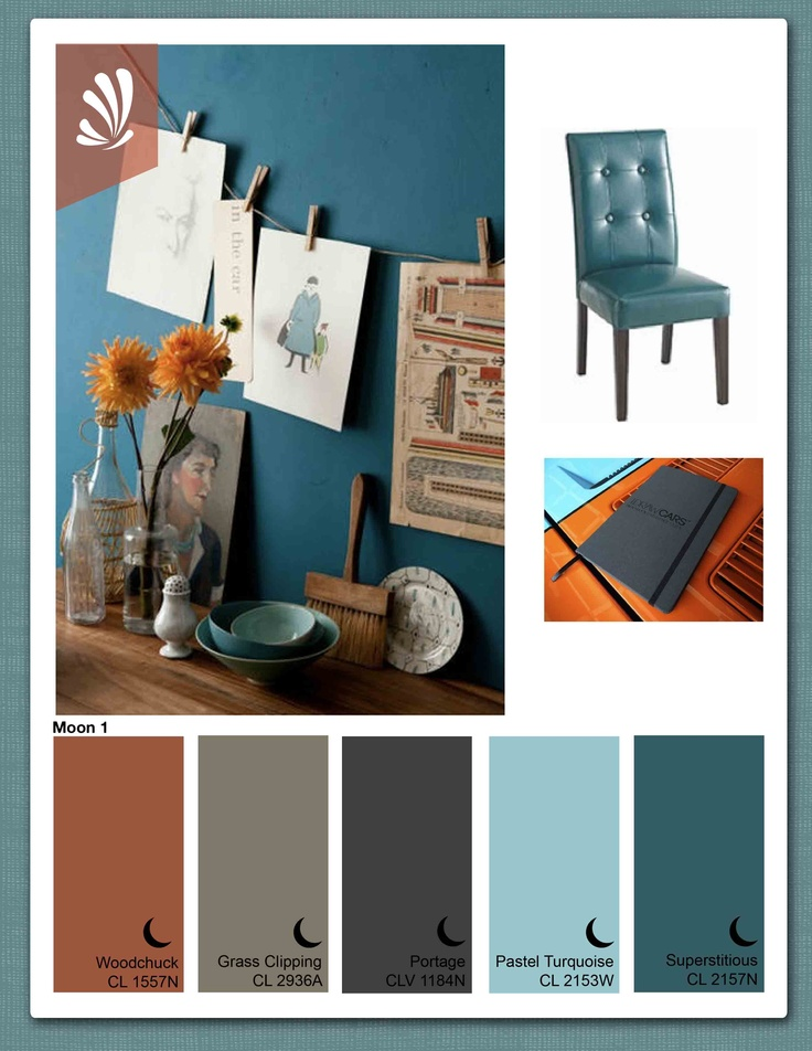 Color Palette Orange Teal Turquoise And Grey Master Bedroom Will Need
