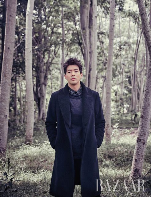 In Bali With Lee Sang Yoon For January Harper's Bazaar | Couch Kimchi