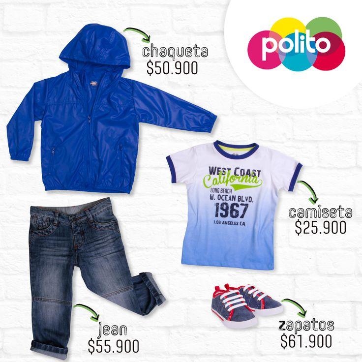 ¡Los colores nos inspiran! Disponibles en nuestras Tiendas #Polito / @alamedascc #SiempreContigo