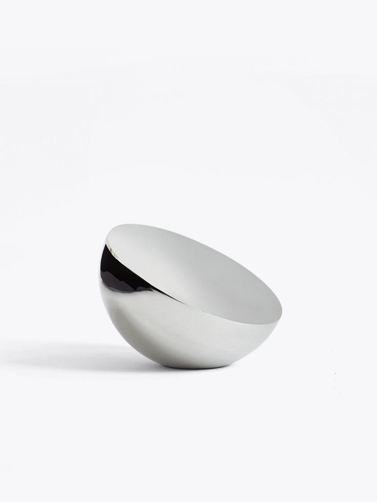 Bordsspegel formgiven av Bjørn van den Berg för New Works.
