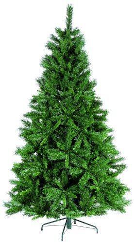 27 Best 6Ft Christmas Tree Green Festive Pine Tree Folding Metal  - 6 Ft Christmas Tree