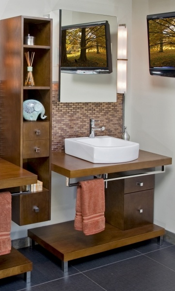 17 Best Images About Modern Bathrooms On Pinterest
