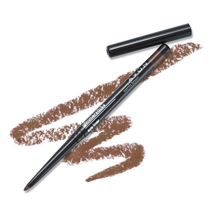AvonGlimmersticks Eye Liner http://www.makeupmarketingonline.com/avon-glimmersticks-eye-liner/