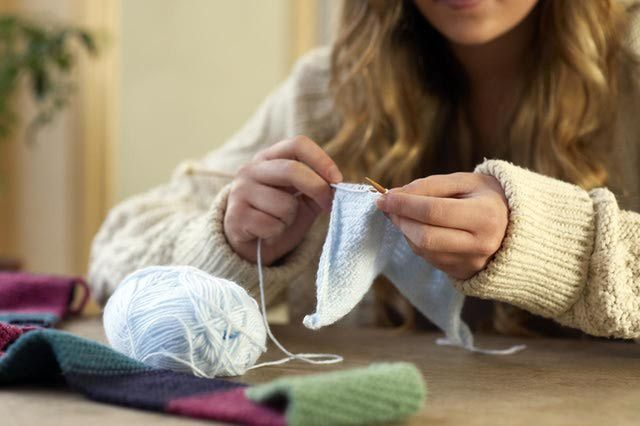 What's the difference between knitting and crochet? Find the answer here. These two crafts seem so similar, yet they are two entirely different techniques.
