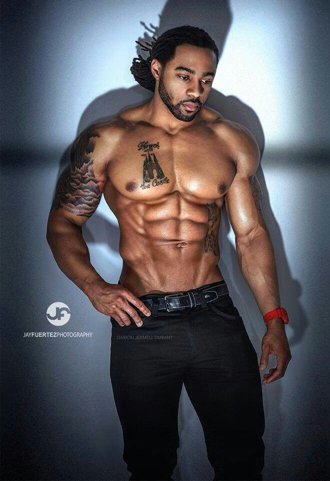 sexy-black-men-with-abs