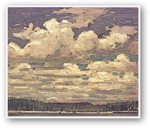 Tom Thomson Summer Day