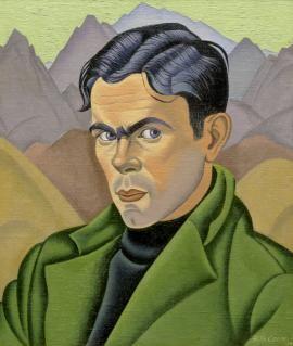 Leo Bensemann, 1938, Rita Angus