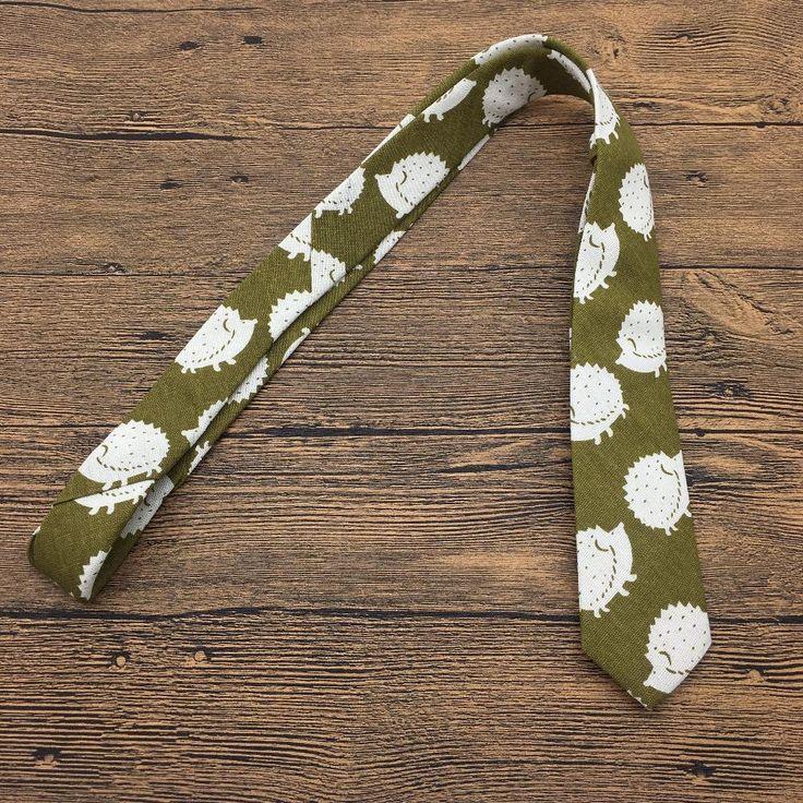 Hedge Hog Tie