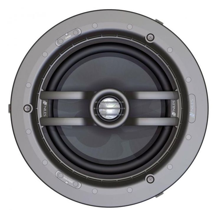 DS Directed Soundfield Ceiling-Mount L/C/R High Def Loudspeaker; 7-in. | Niles Audio | Exceptional Entertainment Solutions