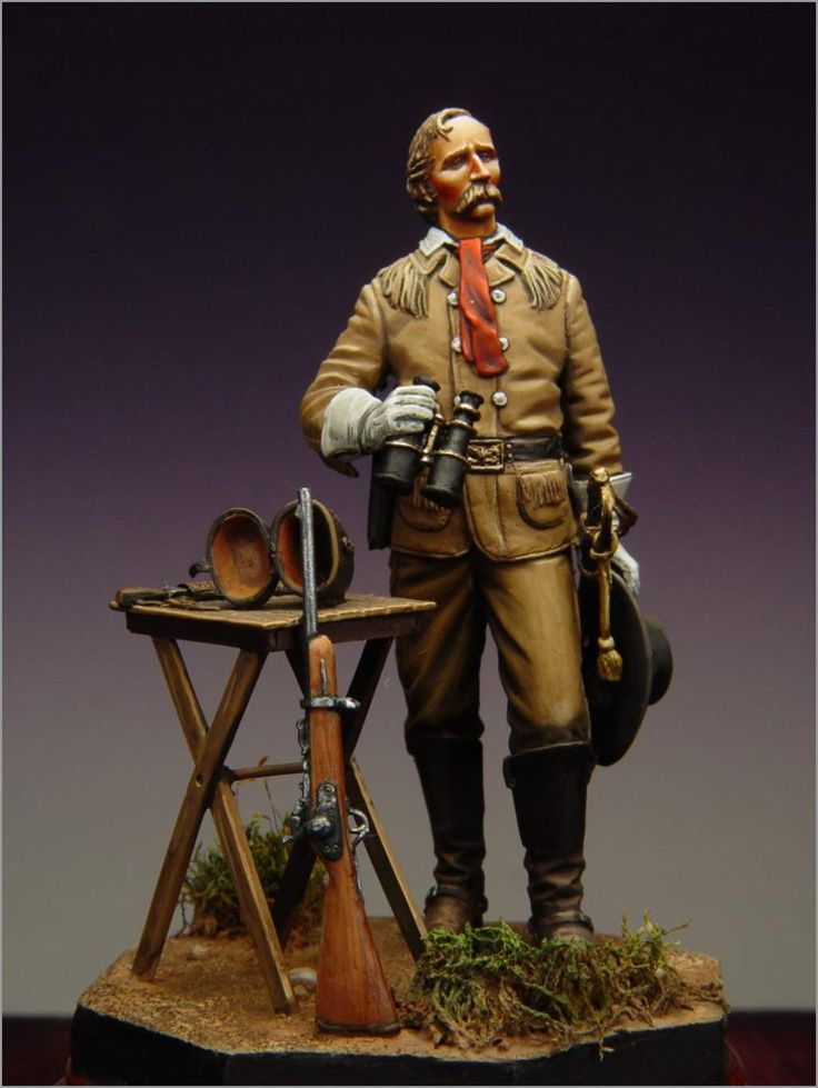 General custer military figures and things pinterest