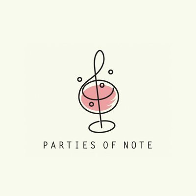 Parties of Note | Logo Design Gallery Inspiration | LogoMix