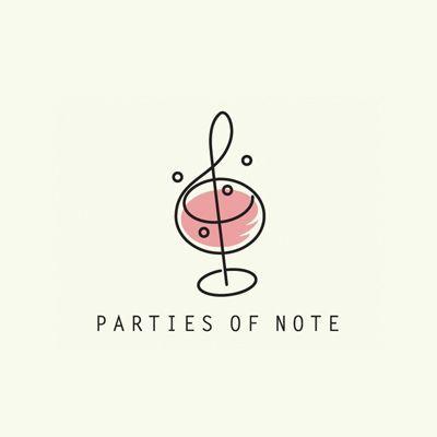 Parties of Note | Logo Design Gallery Inspiration | LogoMix