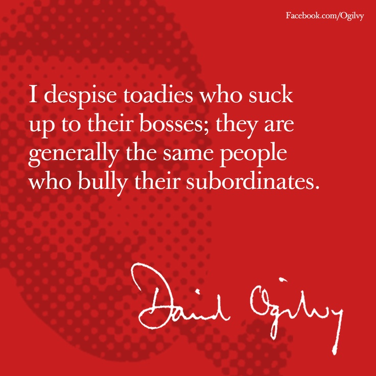 #DavidOgilvy #Advertising #Quote