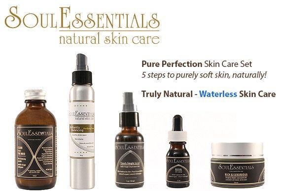 Sale Organic Skin Care  Organic Moisturizer  by SoulEssentialsSkin