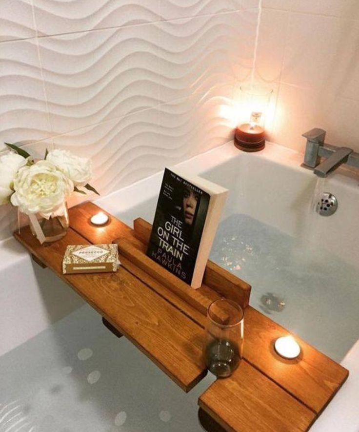 die besten 25 badewannenablage holz ideen auf pinterest badewanne ablage badewannenbrett und. Black Bedroom Furniture Sets. Home Design Ideas