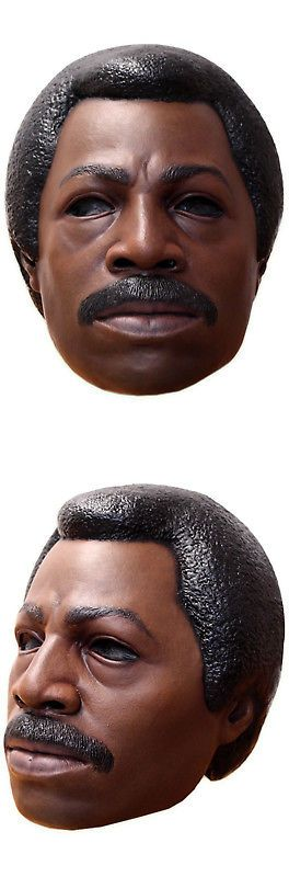 Masks and Eye Masks 116724: Brand New Rocky Movie Apollo Creed Mask -> BUY IT NOW ONLY: $36.5 on eBay!