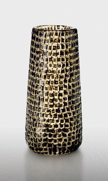 Carlo Scarpa (1906-1978) and Paolo Venini (1895-1959), A rare Murrine Romane vase, circa 1936. 7⅜ in (19.7 cm) high. Sold for $175,000 in Carlo Scarpa Visions in Glass 1926-1962 A European Private Collection on 4 May 2017, at Christie's in New York