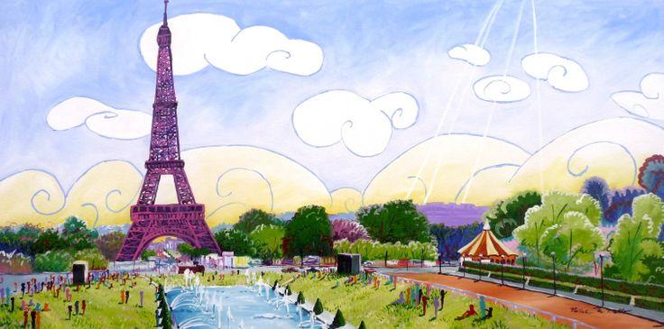 Nátali de Mello: Paris!