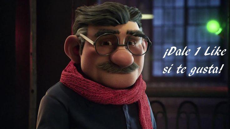 Anuncio Lotería de Navidad 2015 Sorteo del Gordo. El Mayor Premio es Com...