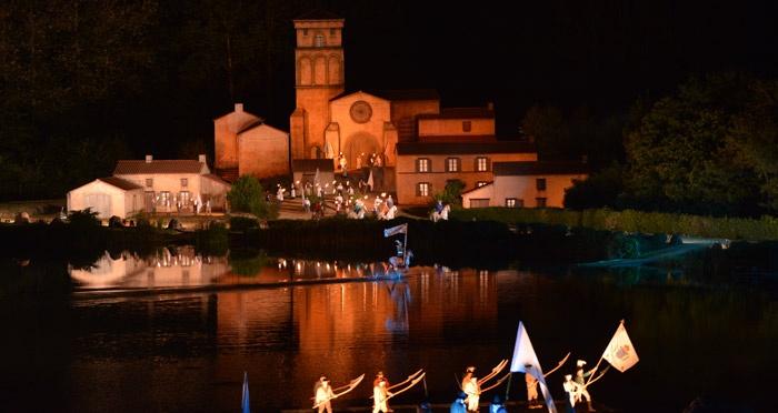 La Cinéscénie - Puy du Fou #Cinescenie #PuyduFou #show #spectacle