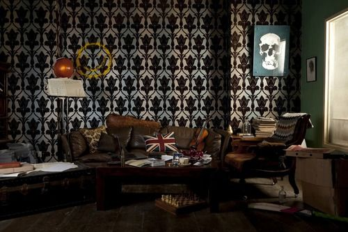 sherlock living room the flat interior design flats i want and 10928
