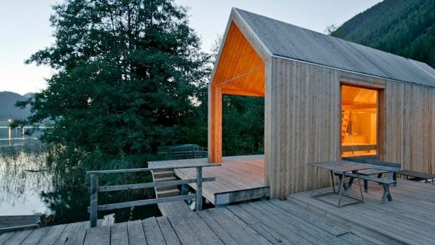Bathing House par Peter Jungmann - Journal du Design