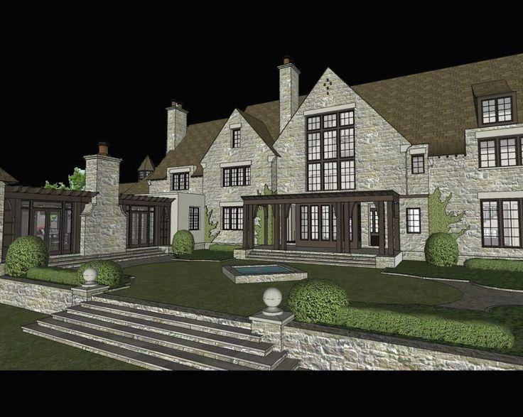 10 Elegant Stephen Fuller House Plans House Plans With Pictures Porch House Plans House Plans