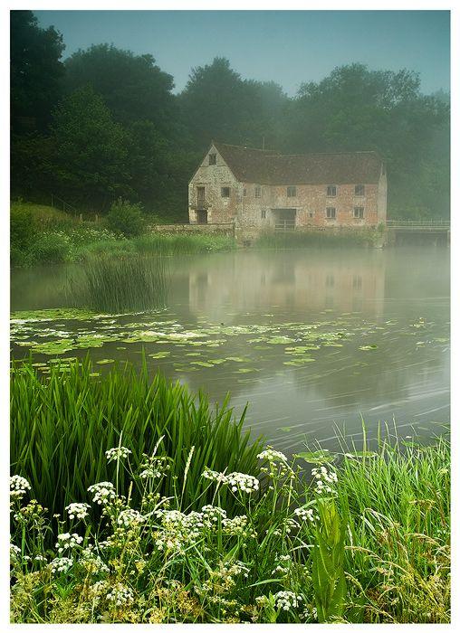 Spring in Sturminster Newton, Dorset, England. @Tracey Fox Fox Fox Fox Chick's home :o)