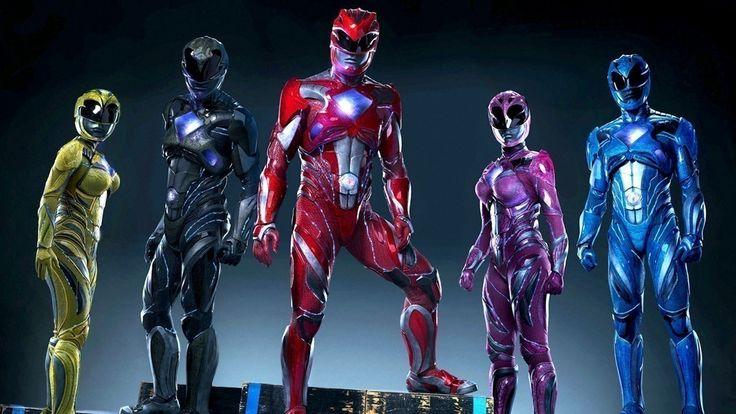 Comment ont évolué les costumes des Power Rangers depuis 1993 ? (spoiler : plutôt bien) (Journaldugeek)