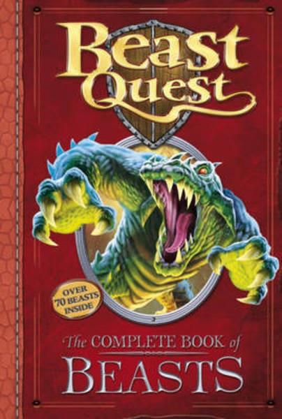 Beast Quest: The Complete Book of Beasts - Hardback - 9781408318669 - Adam Blade