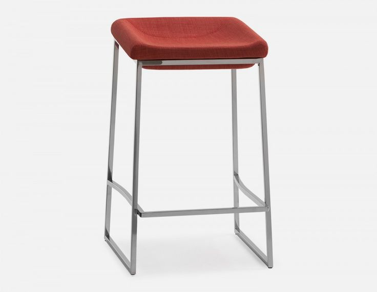COCO - Counter stool 26'' - Rust